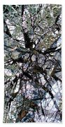 Cottonwood Montage Beach Towel