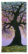 Counting Crowes Beach Towel
