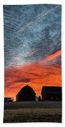 Country Barns Sunrise Beach Towel