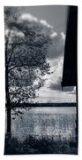 Country Landscape #9261 Beach Towel