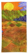 Country Living Beach Towel
