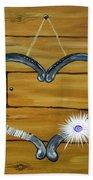 Country Love Beach Sheet