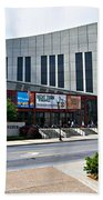 Country Music Hall Of Fame Nashville Beach Towel