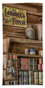 Country Store Beach Towel