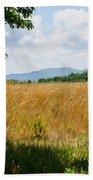 Countryside Of Italy 2 Beach Towel