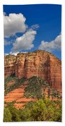 Courthouse Butte Beach Towel