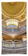 Courthouse Dome Beach Towel
