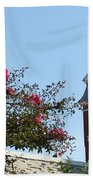 Courthouse In Spring Beach Towel