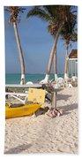 Cow Wreck Bay Beach Bar 2 Beach Towel