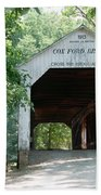 Cox Ford Bridge Beach Towel