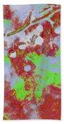 Crabapples Series #4 25 Beach Towel