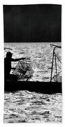 Crabbing On The Pamlico Beach Towel
