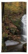 Crabtree Falls Beach Towel