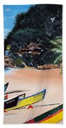 Crashboat Beach I Beach Towel