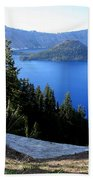 Crater Lake 12 Beach Towel