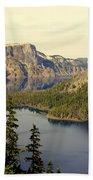 Crater Lake 6 Beach Towel