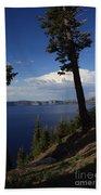 Crater Lake 7 Beach Towel