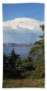 Crater Lake 8 Beach Towel