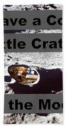 Crater14 Beach Towel