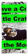 Crater19 Beach Towel