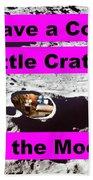 Crater23 Beach Towel