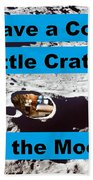 Crater30 Beach Towel