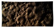 Craters Beach Towel