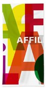 Creative Title - Affilate Beach Towel