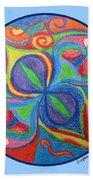 Creativity Beach Towel