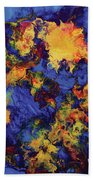 Creature From The Depth Beach Towel