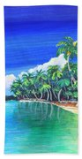 Crescent Beach Beach Towel