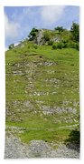 Cressbrook Dale Opposite To Tansley Dale Beach Towel