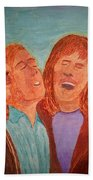 Crosby, Stills, Nash And Young Beach Towel