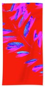 Crossing Branches 3 Beach Towel