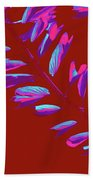 Crossing Branches 7 Beach Towel