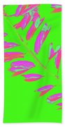 Crossing Branches 9 Beach Towel