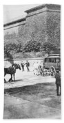 Croton Reservoir, 1898 Beach Towel