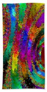 Crown Jewels Beach Towel