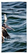 Cruising Beach Towel