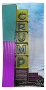 Crump Water Beach Towel