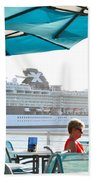 Cruse Float By Beach Towel