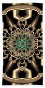 Crystal 6134555 Beach Towel