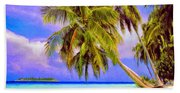 Crystal Blue Persuasion Beach Sheet