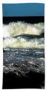 Crystal Fingers Of The Sea Beach Towel
