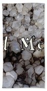 Crystal Memories Beach Towel