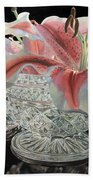 Crystal Stargazer Beach Towel