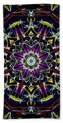 Crystal Sun Beach Towel