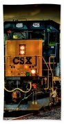 Csx 4226 Beach Towel