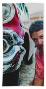Cuban Mechanic Beach Sheet