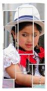 Cuenca Kids 890 Beach Sheet